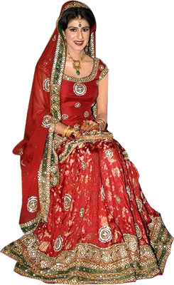 Wedding Dress Designers on Traditional Indian Wedding Dresses  Indian Wedding