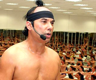 Indian Yoga Guru- Bikram Choudury