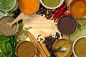 Ingredients of Indian Food - Garam Masala