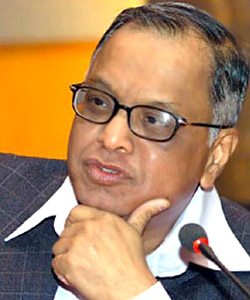 Narayana Murthy, Indian Businessman