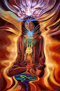 Awakening Kundalini Energy