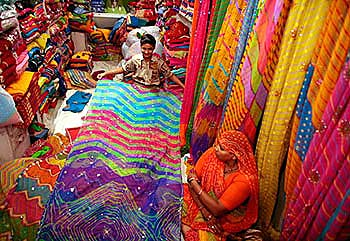 Textiles of Rajasthan, Costumes of Rajasthan