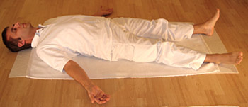 Savasana - Yoga for Mental Health