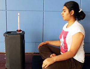 Tratak Kriya, Yoga