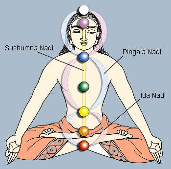 Channels in Sahaja Yoga Meditation
