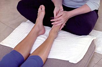 Reflexology - Techniques of Spiritual Energy Massage