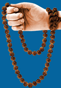Mala or Rosary is an important tool to practice Mantra Yoga