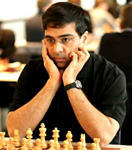 Viswanathan Anand  ,Indian Chess Player