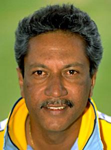 A Gaekwad, Indian Cricket