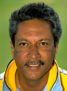 A Gaekwad, Indian Cricket