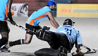 All India MCC Murugappa Gold Cup Hockey Tournament