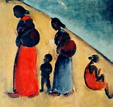 Amrita Shergil paintings