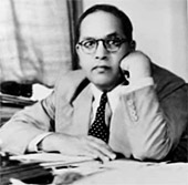 Dr B R Ambedkar , Indian Freedom Fighter