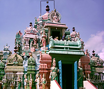 Ashtalakshmi Temple, Architecture Of Chennai