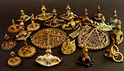 Bronze Ornaments in India