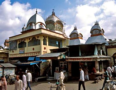 Kalighat temple-Top 10 Places To Visit In Kolkata