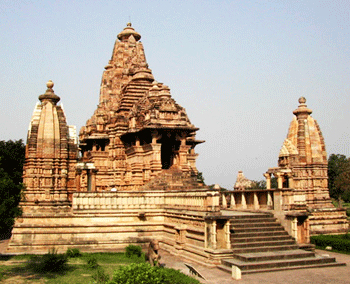 Khajuraho temple, Architecture In Central India