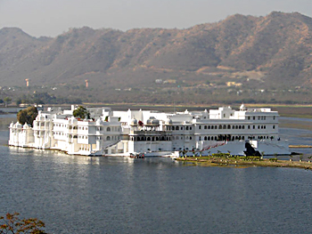 Lake Palace Hotel Architecture Of Rajasthan