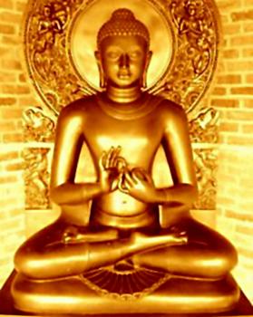 essay on buddha is hiding