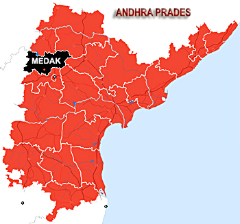 Medak District, Andhra Pradesh