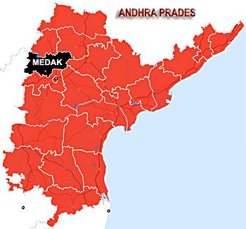 Medak District, Andhra Pradesh