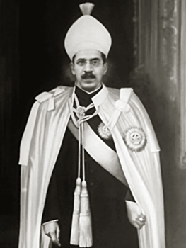 Administration of Osman Ali Khan