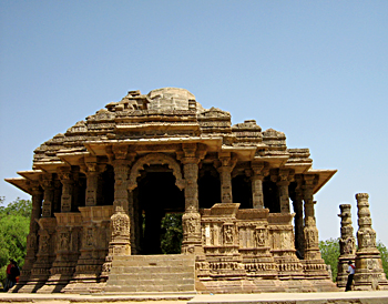 Sun temple, Modhera, Architecture Of Gujarat