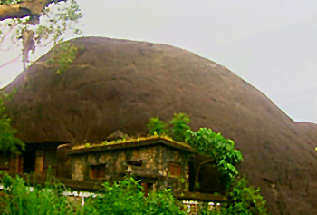 cave temple, Kaviyur, Architecture Of Kerala