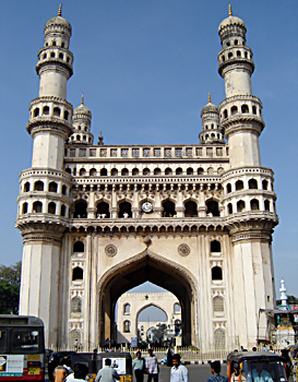charminar, Architecture In South India