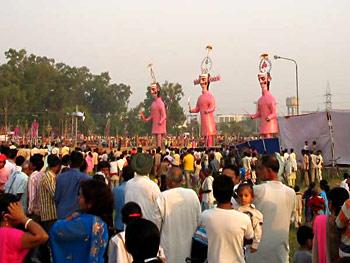 Dussehra Festival