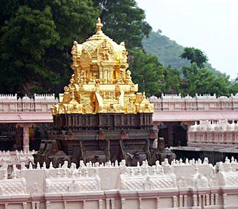 Kanaka Durga Temple - Temple of Krishna District, Andhra Pradesh
