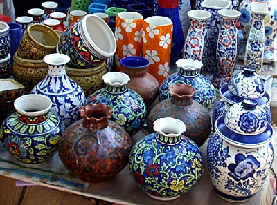 Pottery In Indian Villages