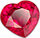 Ruby, the Gemstone for Sun