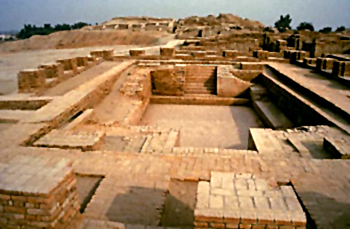 Great Bath at Mohenjodaro