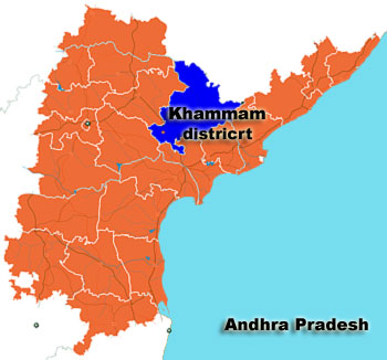 Khammam District,Andhra pradesh