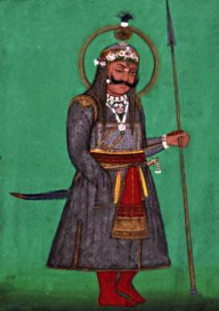 Maharaja Sangram sinha