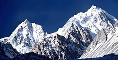 Rimo Peak - Eastern Karakoram Range, Indian Himalayan Regions