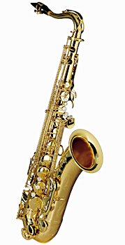 Saxophone, Wind Musical Instruments