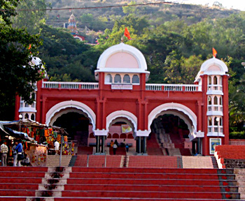Chaturshrungi Temple in Pune District, Maharashtra