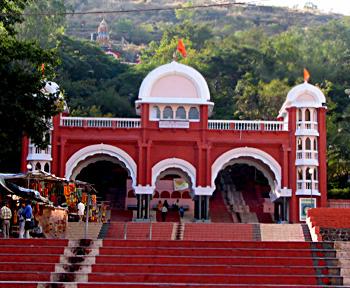 Chaturshrungi Temple in Pune District, Maharashtra