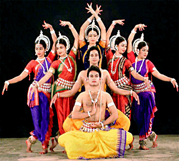 Danda Nata Arts of Orissa