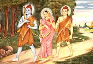 Exile of Rama, Ayodhya Kanda, Ramayana