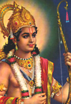 Last Days of Rama, Uttara Kanda, Ramayana