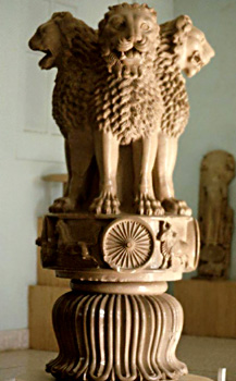 Lion Capital at Sarnath