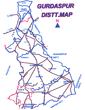 Gurdaspur District, Punjab