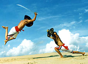 Indian martial arts have gone through centuries of change, amendment
