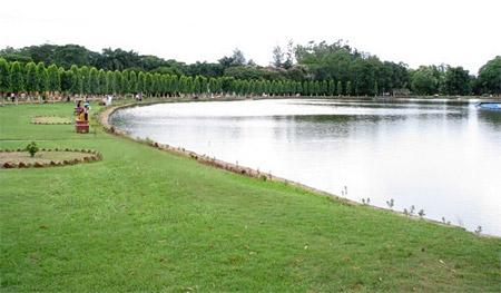 Kumarmangalam Park - Durgapur , West Bengal