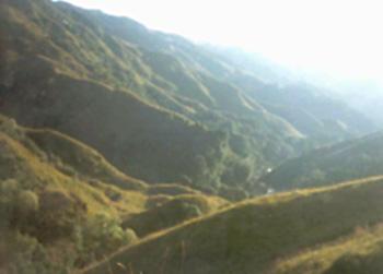 Mawthadraishan range