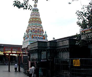 Shri Tulja Bhavani temple