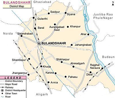 Bulandshahr District, Uttar Pradesh